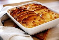 A Good Old Fashioned Bread and Butter Pudding Recipe: Old Fashioned Bread and…