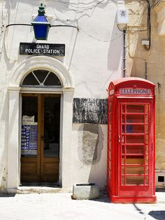 Police Station, Malta Former British rule, the influence can be seen throughout the island - Tourism Marketing Concepts Malta History, Capital Of Malta, Malta Gozo, Malta Island, Police Station, Thinking Day, Maltese, Tourism Marketing, Facades