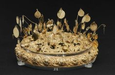Crown. Javanese, 13th century Indonesia. Museum of Fine Arts, Boston.