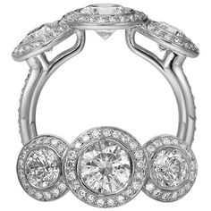 Endless Love Engagement Ring Style Number: 1R1702EER