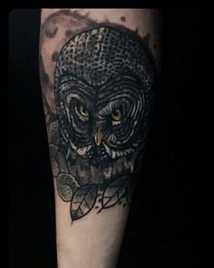 #owl #neotraditional #tattoo #neotradtattoo #ink #animals #art #loveanimals #ink #