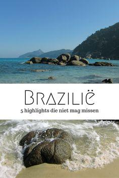 Kleurrijk Brazilië heeft heel wat mooie plekken: bruisende metropolen, groene regenwouden en koloniale stadjes. Wij laten alvast vijf plekken zien die op je route moeten liggen als je gaat backpacken in Brazilië.  Travelosophy.nl