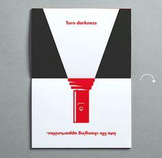 London Community Foundation book design.