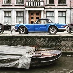Good morning with this #asundaycarpic from Amsterdam