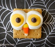 owl snack craft