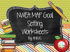 Printables Nwea Goal Setting Worksheet seasons back to and the two on pinterest nwea goal setting forms these worksheets were created with student in mind easily set track explain map scores goals