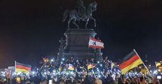 Manifestations et contre-manifestations contre « l'islamisation » en Allemagne