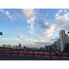 (Made with free #NoCrop app) #浅草 #asakusa #tokyo  #sunset