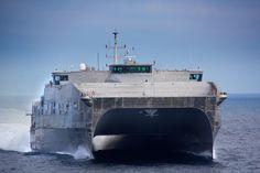 Naval Open Source INTelligence: USNS Spearhead is billed ...
