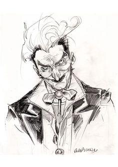 The Joker by Sara Pichelli