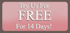 Try us FREE for 14 days
