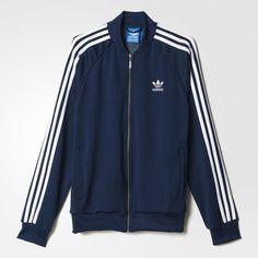 adidas Superstar Track Jacket - Blue | adidas US. $17 Adidas Outlet AZ mills