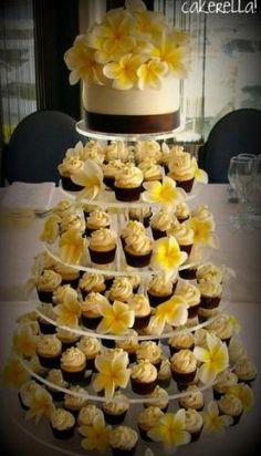 Wedding Cake and Cupcake Decorating Ideas