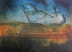 "Saatchi Art Artist Claudio Boczon; Painting, ""Vento Sul (South Wind)"" #art"