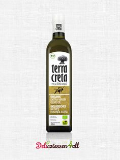 Organic Extra Virgin Olive Oil 0.5 lt Terra Creta  This Organic Extra Virgin Olive Oil not only bears all the positive characteristics of our products, but along with its certification of quality, it is produced from olive trees that are cultivated exclusively with traditional methods, devoid of chemical substances and fertilizers, always from the island of Crete.  BUY: http://www.deli4all.nl/collections/olive-oil/products/organic-extra-virgin-olive-oil-0-5-lt
