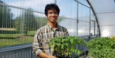 Horticulture student selected for Virginia Tech's summer research program