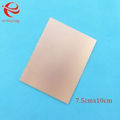 Copper Clad Laminate Double Side Plate CCL 10x7.5cm 1.5mm FR4 Universal Board Practice PCB DIY Kit 100*75*1.5mm #Affiliate