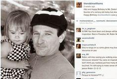 Το τελευταίο tweet του Ρόμπιν Γουίλιαμς - http://www.secnews.gr/archives/82119 - Συγκλονισμένη είναι η διεθνής showbiz από το θάνατο του διάσημου κωμικού ηθοποιού Ρόμπιν Γουίλιαμς. Μέχρι τώρα όλα δείχνουν ότι πρόκειται για αυτοκτονία, καθώς ο 63χρονος έδινε μεγάλη μάχη με την κατάθλιψη.