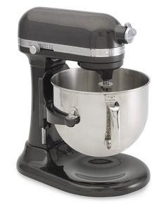 KitchenAid Stand Mixer, 7-Qt., Onyx Black