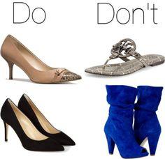 Do/Don't-- Work de rigueur
