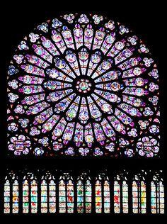 Rose Window, Paris