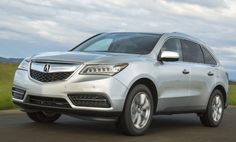 2016 Acura MDX 3.5l Acurawatch Plus Package Exterior