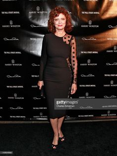 Actress Susan Sarandon attends the 2012 Donor Of The Day Celebration at The Whitney Museum of American Art on May 16, 2012 in New York City. Description from gettyimages.com. I searched for this on bing.com/images