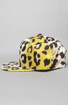 Cheetah snapback