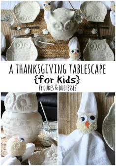 a thanksgiving tablescape for kids with products from @bhglivebetter #BHGLiveBetter