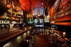 Hip Cafes Weber & Lux near Leidseplein | #Amsterdam