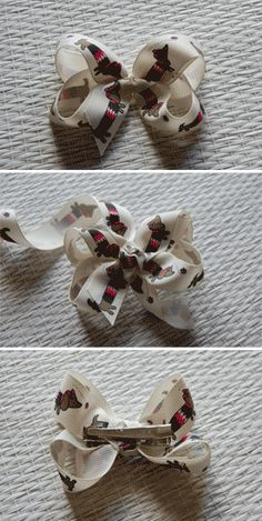 Making Hair Bows for Girls - How To Make Twisted Boutique Hair Bow