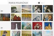Painter Maria Melenchuk website