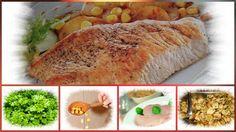 Vorratshaltung, Garten, Kochen, Rezepte, Gesundheit, Dekoideen, Hausmittel: Putensteaks mit Bratkartoffeln Fried Potatoes, Roasts, Kochen, Remedies, Health