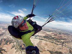 Tarde de vuelo en parapente con la Drift HD Ghost y este excelente Shot. Get Out There!