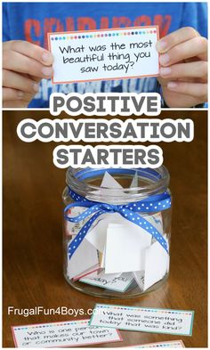 Conversation Starters that Encourage Positivity and Gratefulness Kids Activities At Home, Preschool Learning Activities, Games For Toddlers, Indoor Activities, Stem Activities, Conversation Starters For Kids, Conversation Cards, Family Fun Games, Free Fun
