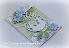 christmas handmade card yovimessingaround