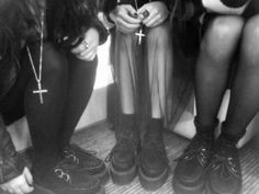 creepers...a must this fall for this chick.