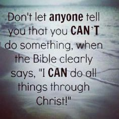 Yes ! He says I can!! Amen and thank you Jesus!! I love you Lord. You saw me and saved me. Hallelujah!
