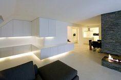 modern apartment in Munich by Boris Koy