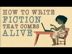 View full lesson: The point of fiction is to cast a spell, a momentary illusion that you are living in the world of the story. But as a writer, how do you suck your readers into your stories in this way? Nalo Hopkinson shares some tips for how to use Teaching Writing, Teaching English, Teaching Literature, Teaching Time, Writing Advice, Writing Prompts, Writing Help, Narrative Writing, Film D'animation
