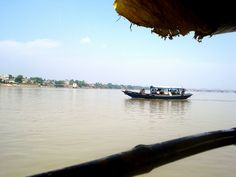 on the hooghly river, india