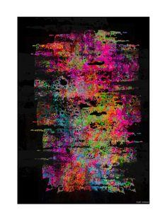 Abstract Art - Mixed Media - matt violassi