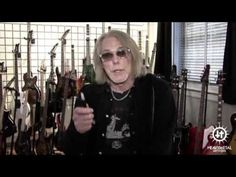 Scott Gorham (Black Star Riders / Thin Lizzy) Gibson Guitar Studio London