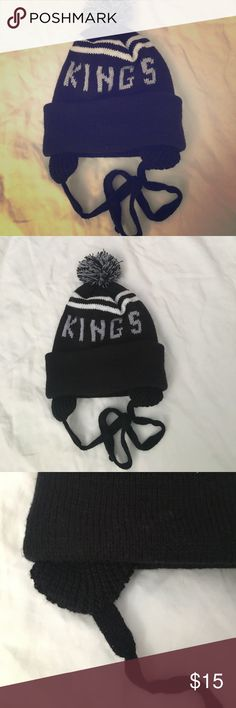 NHL toddler LA Kings beanie NWOT LA Kings toddler beanie. From smoke and pet free home open to offers and bundle discounts no trades nhl Accessories Hats