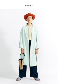 look_2018jan_5_img1 Duster Coat, Vienna, How To Wear, Jackets, Shopping, Natural, Bags, Fashion, Down Jackets
