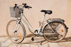Vélo ville femme, taille M, état neuf