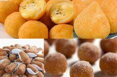 15 Receitas de salgadinhos de festa – Receitas de Comidas