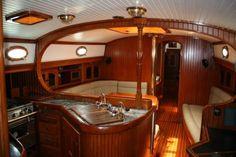 Show me your sailboat's interior - Page 16 - SailNet Community More