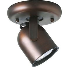 Buy the Progress Lighting Urban Bronze Direct. Shop for the Progress Lighting Urban Bronze Directional Series Single-Light Fully Adjustable Round-Back Wall or Ceiling Fixture with Black Baffle and save. Ceiling Fixtures, Ceiling Fan, Light Fixtures, Room Lights, Wall Lights, Ceiling Lights, Ceiling Spotlights, Family Room Lighting, Track Lighting Kits