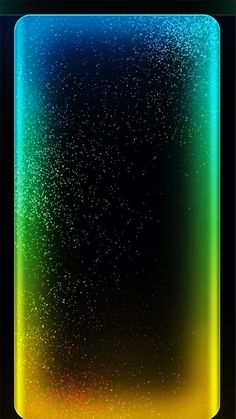 Border wallpaper wallpaper by - 39 - Free on ZEDGE™ Wallpaper Edge, Black Phone Wallpaper, Apple Wallpaper Iphone, Phone Screen Wallpaper, Neon Wallpaper, Cellphone Wallpaper, Colorful Wallpaper, Mobile Wallpaper, Iphone Homescreen Wallpaper